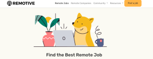 remotive job boards