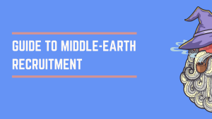 A Guide to Middle-earth Recruitment: what if HR was set in LOTR