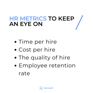 HR Metrics to watch for your Employee Referral Program