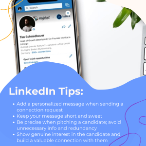 Recruitment Sourcing Tips for LinkedIn