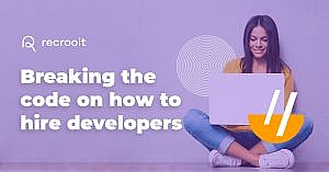 Cracking the code on how to hire developers