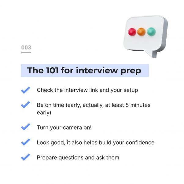 The best tips for nailing a job interview