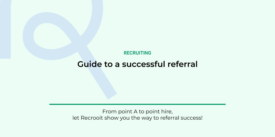 guide to a successful referral