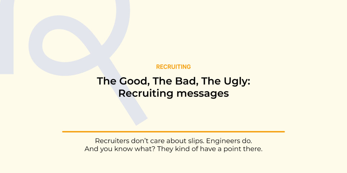recruiting messages